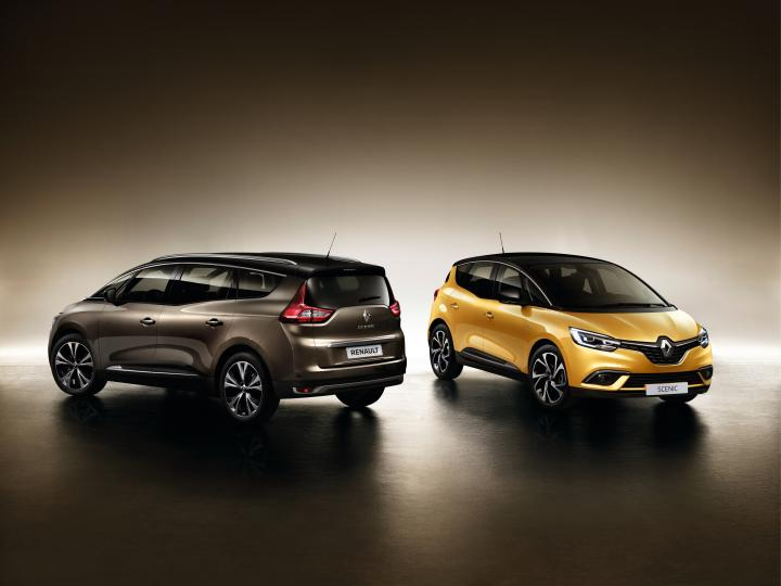 Nowe Renault GRAND SCÉNIC
