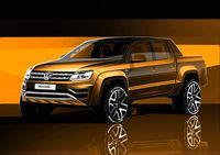 VW Amarok, pick-up klasy premium, z now� stylistyk� Volkswagena