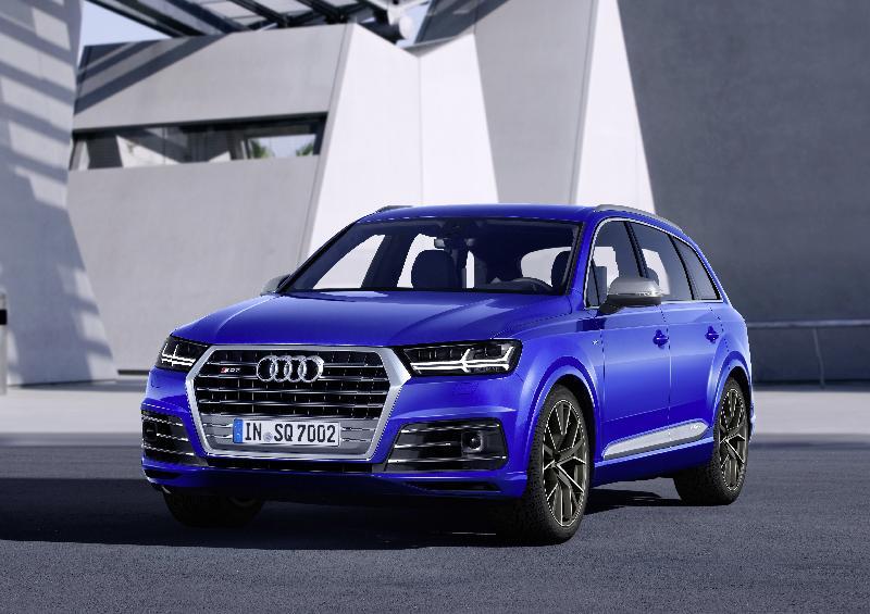 Audi SQ7 TDI  zachwyca jurorów