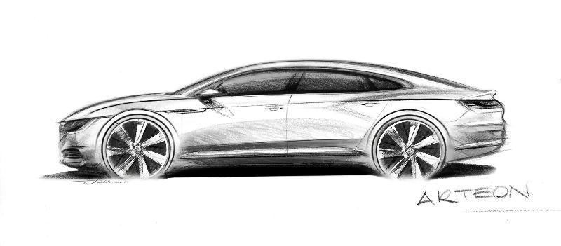 Volkswagen Arteon – awangardowy i dynamiczny