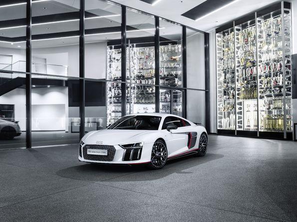 Audi R8 Coupé V10 plus – specjalna edycja modelu