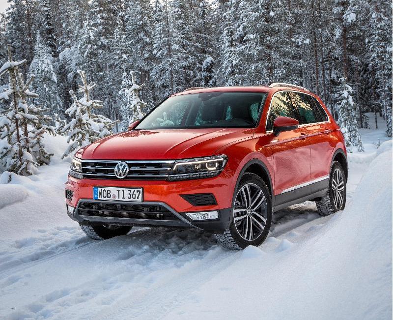 Nowy Volkswagen Tiguan ju� w sprzeda�y