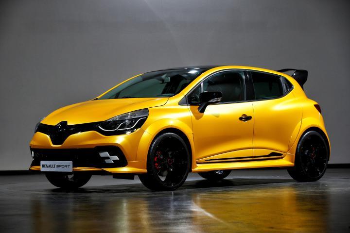Renault Clio R.S. – wyj�tkowy model Clio