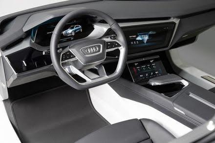 Audi e-tron quattro – spojrzenie w przysz�o��