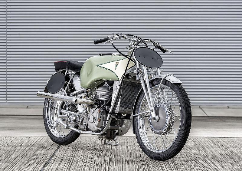Audi Tradition przedstawia historyczny motocykl