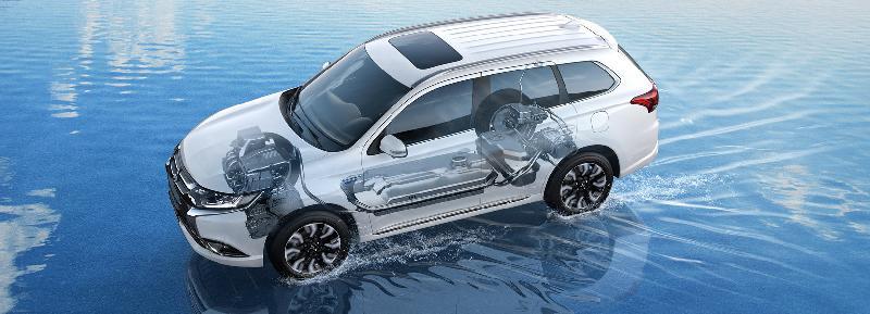 Mitsubishi Outlander PHEV – hybrydowe auto dla przedsiêbiorców dbaj±cych o ekologiê
