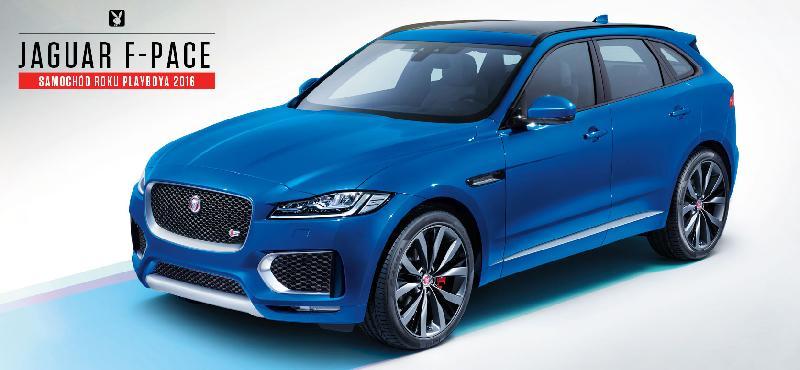 Jaguar F-Pace, pierwszy crossover tej brytyjskiej marki