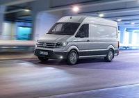Nowy Volkswagen Crafter – praktyczny i innowacyjny jak nigdy dot�d