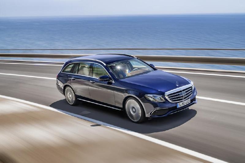 Nowy Mercedes Kombi Klasy E