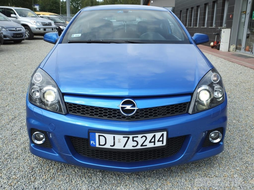 OPEL ASTRA HATCHBACK OPC-241PS-Alu18-Xenon